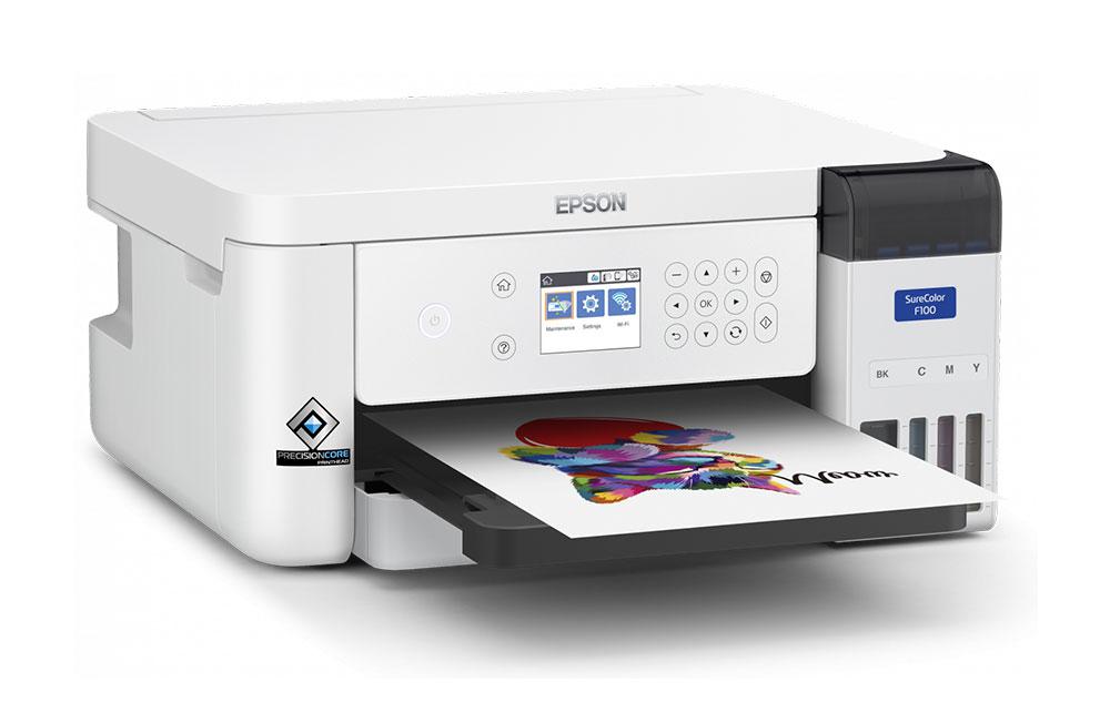 Dieser Sublimations-A4-Drucker ist platzsparend und findet auch auf Ihren Schreibtisch einen Platz!