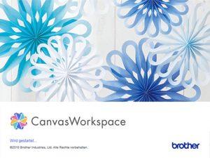Mit der CanvasWorkspace können Sie viele weitere Funktionen benutzen und haben zugriff auf weitere kostenlose Designs.