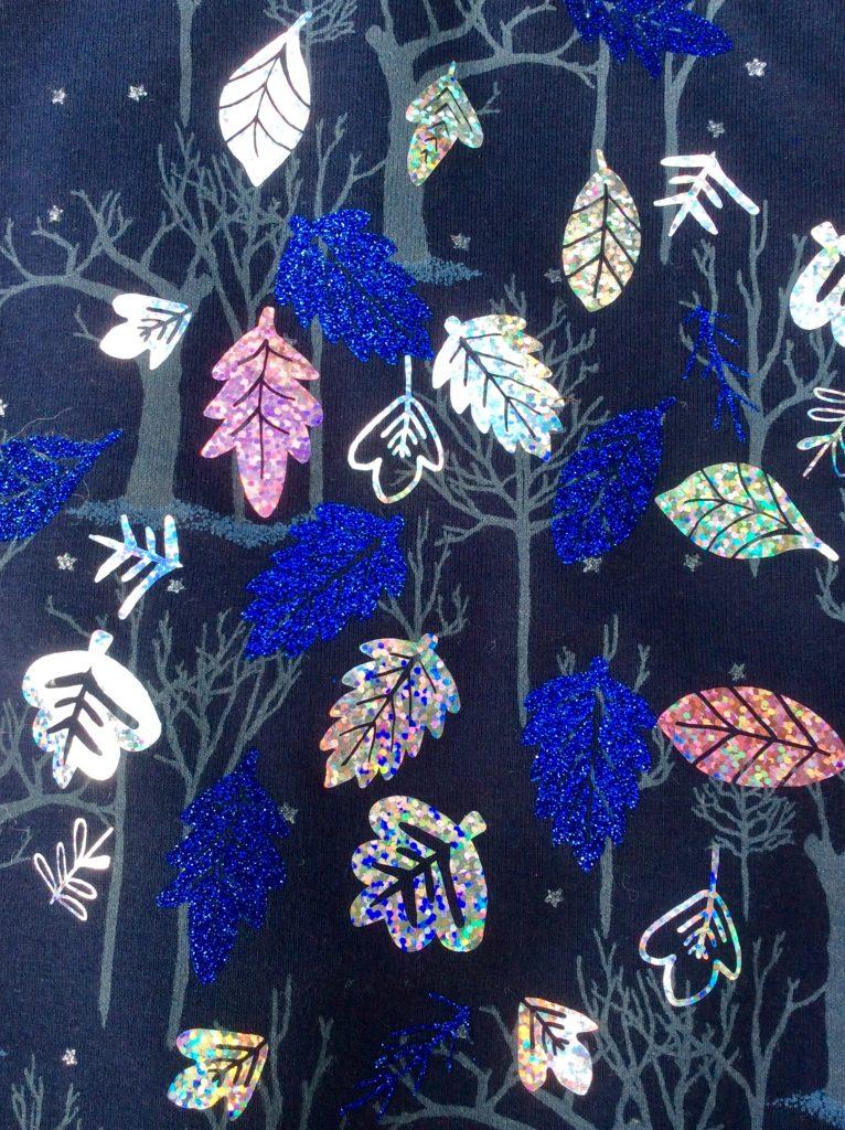 Blätter aus den verschiedensten plottiX Folien
