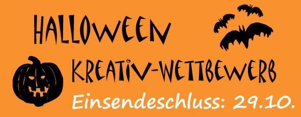 Halloween Kreativ-Wettbewerb