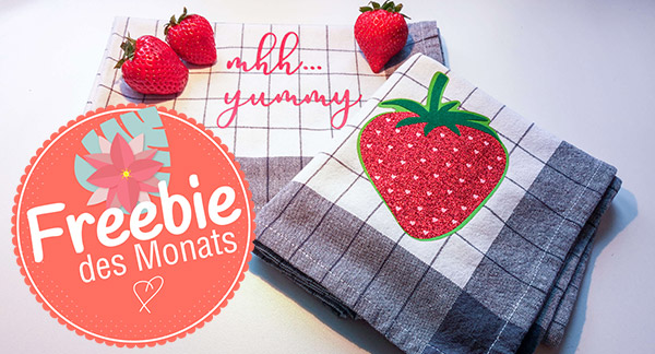 Erdbeer Freebie