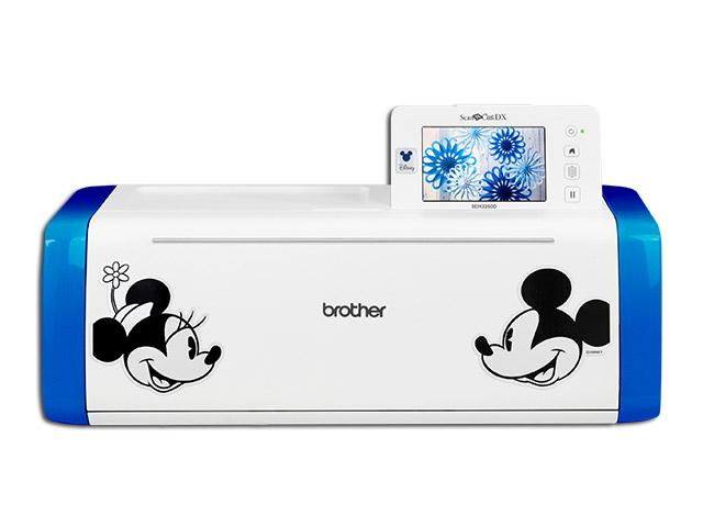DX 2200DX Disney Modell – mit exklusiven Disney Motiven zum Plotten.