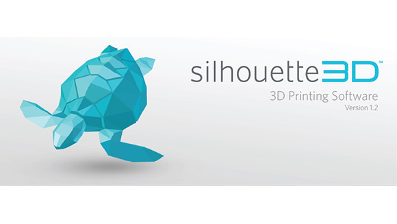 Software für den Silhouette Alta – zum erstellen von eigenen 3D-Modellen für den 3D Druck.