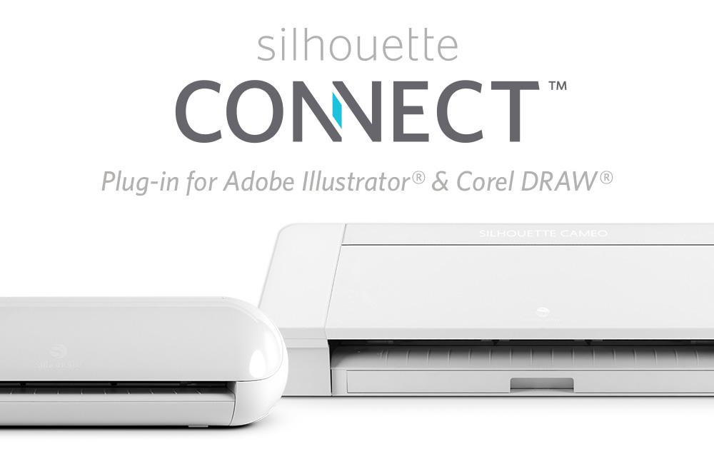 Silhouette Connect – Das Plug-in für Adobe Illustrator und Corel DRAW