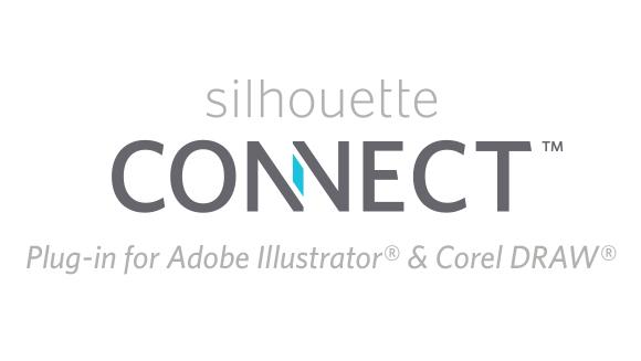 Silhouette Connect – Das Plug-in für Adobe Illustrator & Corel Draw.