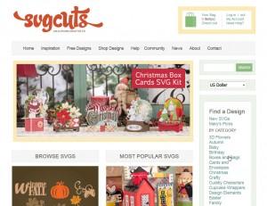svgcuts bietet Designs für die ScanNCut Firmware