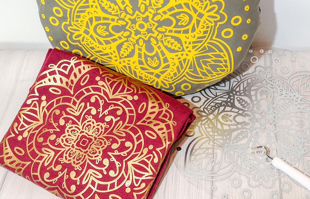 Textilien selbst gestalten auf hohem Niveau – auch komplex Motive können bestens umgesetzt werden. So funktioniert die Textilveredelungen.