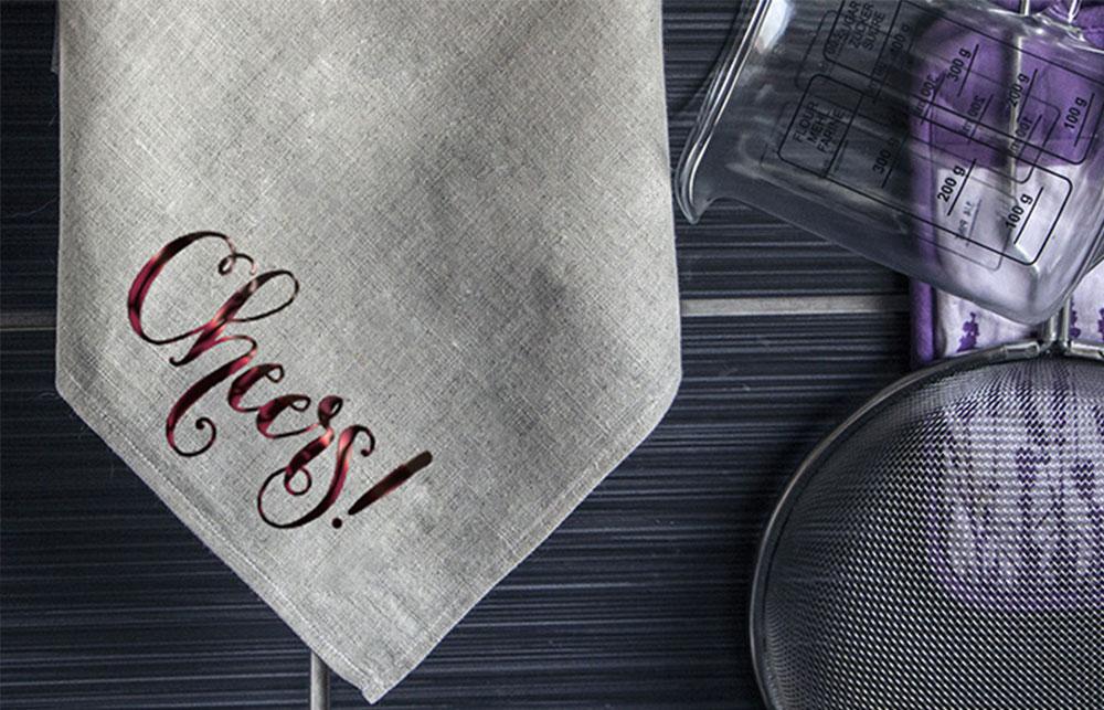 Individuell und einfach – die iXpress ermöglicht es Ihnen ihre Textilien einfach zu verschönern.