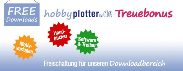 Downloadbereich für treue Kunden frei!