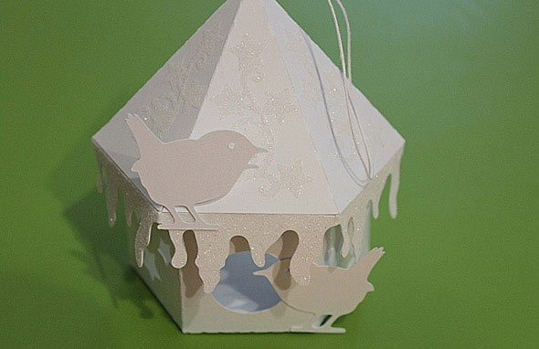 Vogelhäuschen mit dem Hobbyplotter erstellen